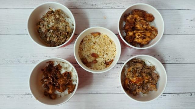7 Rice Bowl Enak Harga di Bawah Rp 50 Ribu, Ada Lauk Daging sampai Truffle (41283)