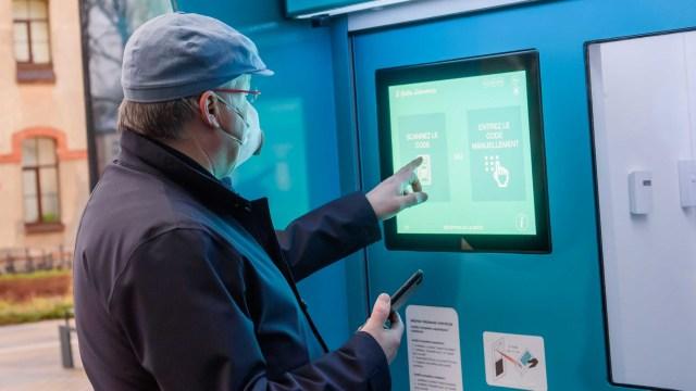 Peneliti Latvia Temukan Mesin Tes PCR Otomatis (2291)