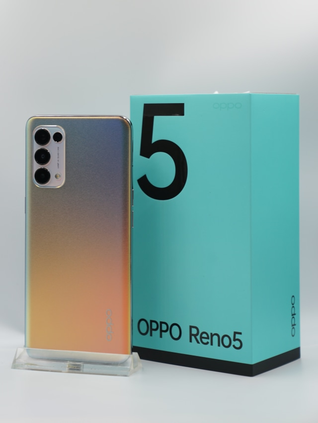 Melihat Lebih Dekat Desain HP Oppo Reno 5, Segera Rilis di Indonesia (113199)