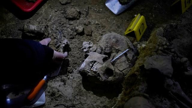 Peneliti Ungkap Praktik Pemakaman Mengerikan Abad Pertengahan Awal di Eropa (26665)