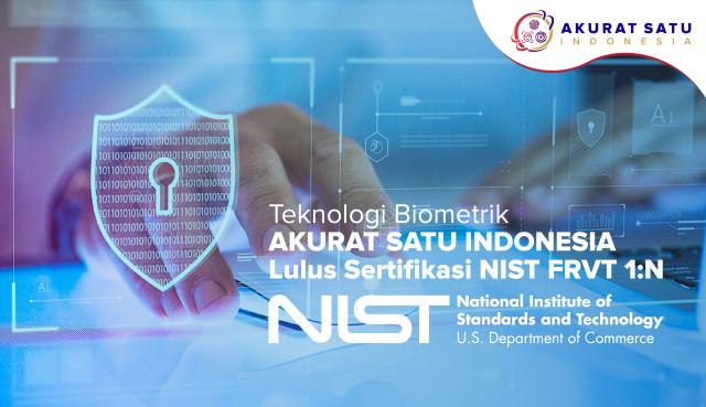Startup Indonesia Akurat Satu Lolos Sertifikasi Biometrik Bergengsi Dunia (16436)