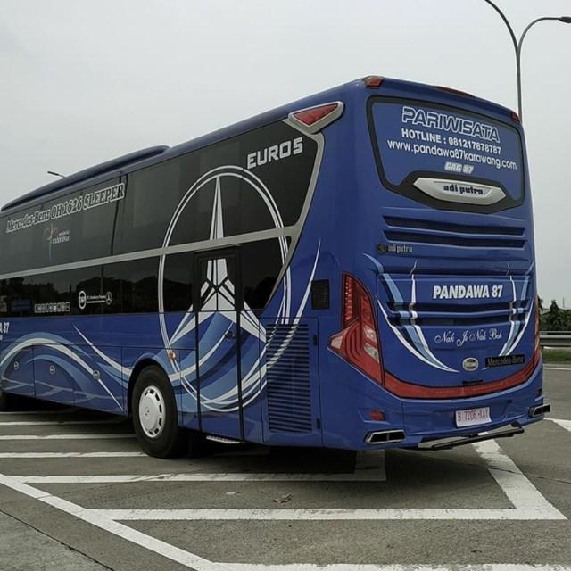 Inilah Bus Kapsul Pandawa87, Penumpang Bisa Nikmati Layanan Apa Saja? (296811)