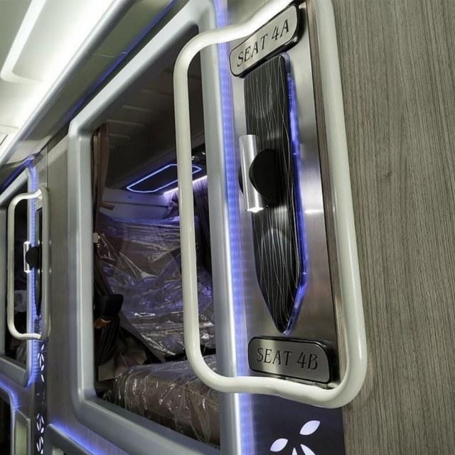 Inilah Bus Kapsul Pandawa87, Penumpang Bisa Nikmati Layanan Apa Saja? (296815)