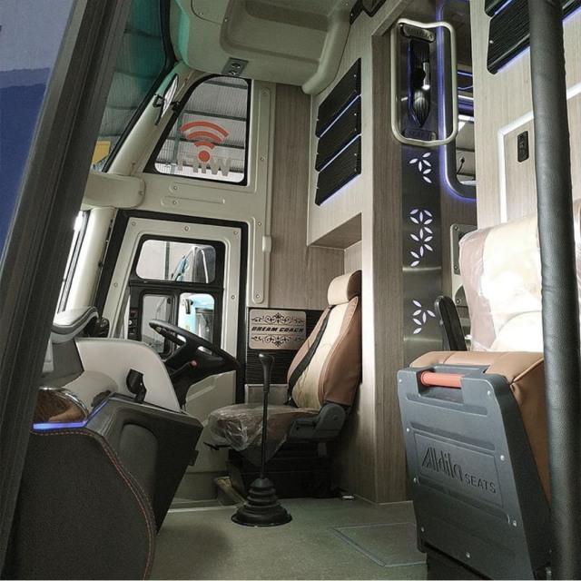 Inilah Bus Kapsul Pandawa87, Penumpang Bisa Nikmati Layanan Apa Saja? (296812)