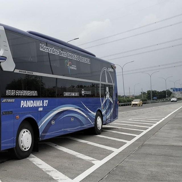Inilah Bus Kapsul Pandawa87, Penumpang Bisa Nikmati Layanan Apa Saja? (296814)