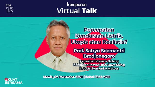 Live Now! Virtual Talk Eps 16: Penerapan Percepatan KBLBB, Sudah Sejauh Mana? (76899)