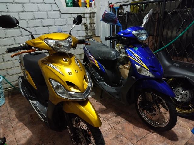 Cocok untuk Motor Harian, Yamaha Mio 'Smile' Bekas Cuma Rp 1 Jutaan (700100)