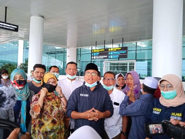 Dibantu Febri Diansyah, Denny Indrayana Gugat Hasil Pilgub Kalsel ke MK Hari Ini (109627)