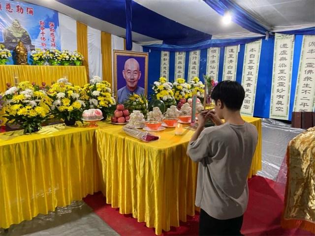 Jusin Clasic Berbelasungkawa Atas Berpulangnya Maha Pandita Kok Kim Chiung (86039)