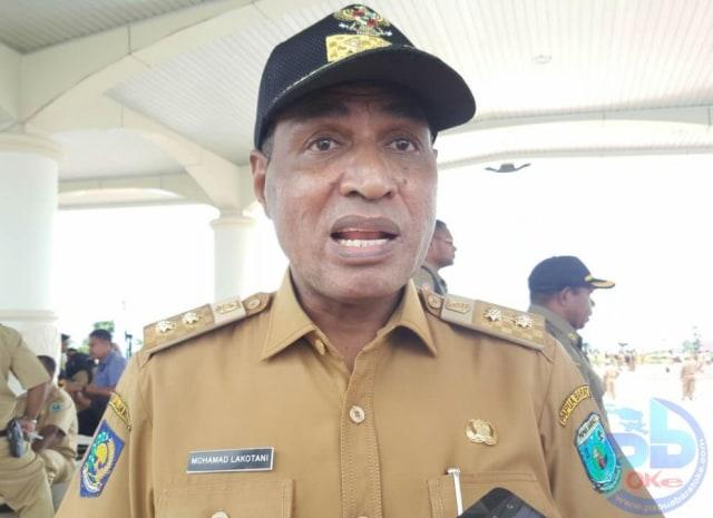 Bantuan Wagub Papua Barat untuk Korban Erupsi Lewotolok Mulai Disalurkan (2)
