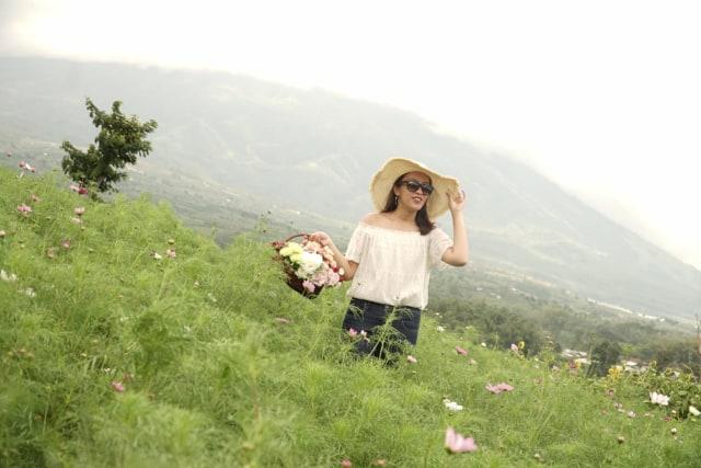 Menikmati Sekitar 500 Jenis Tanaman di Batu Love Garden  (25811)