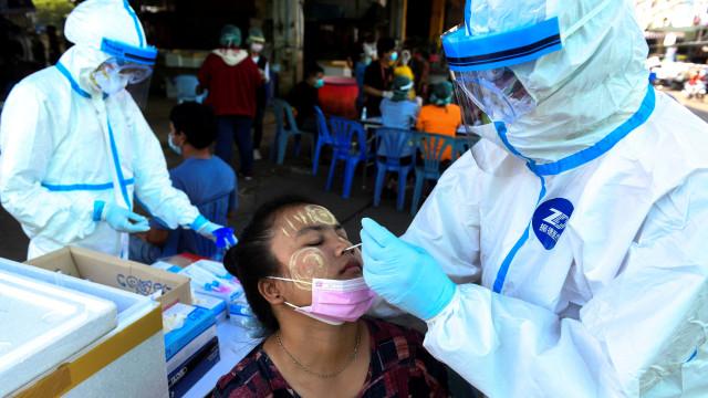 Kabar Corona Dunia: Opsi Dosis Ketiga Pfizer - Malaysia Akan Wajibkan Vaksinasi (217365)