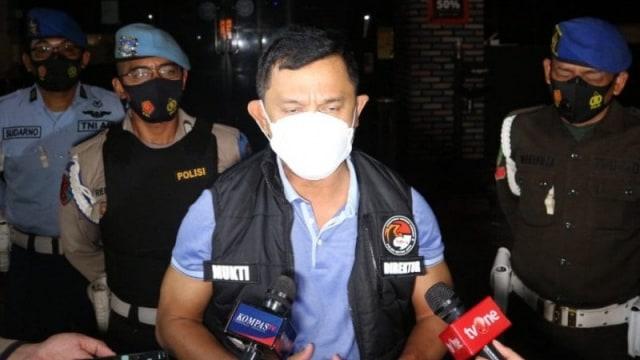 Polisi: Brotherhood Kelabui Petugas, Lampu Dimatikan (55122)