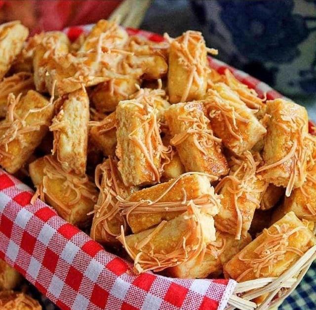 Resep Kue Kastengel Keju Renyah dan Gurih   kumparan.com