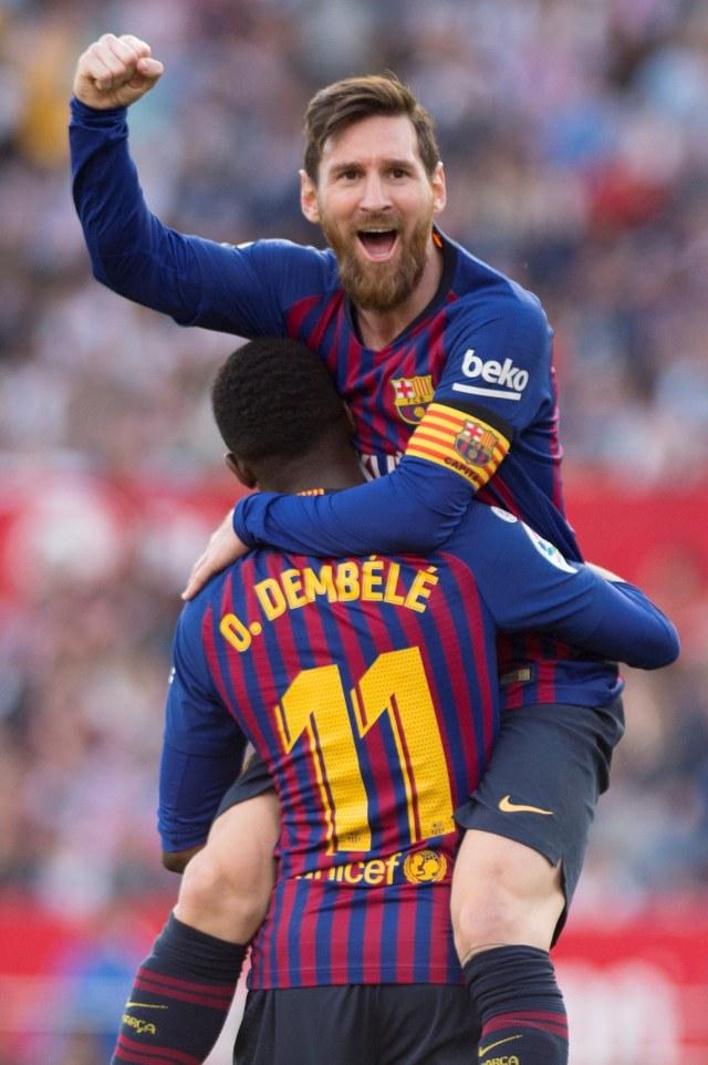 Presiden Klub La Liga Dikabarkan Siap Bantu Barcelona Bayar Lionel Messi (137363)