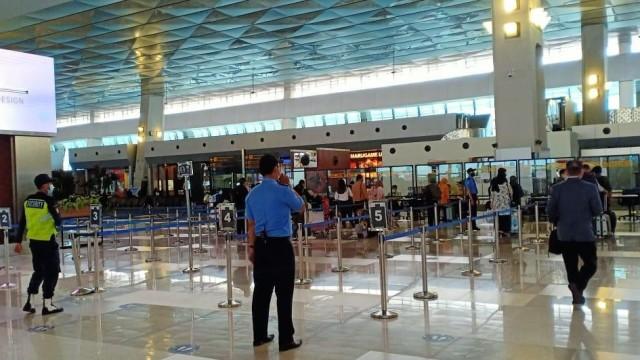 BUMN Pengelola Bandara Soetta Rugi Rp 1,6 Triliun di Semester I 2021 (23474)