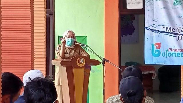 Bupati: Pemkab Bojonegoro Berkomitmen Terhadap Ketersediaan Air Bersih Warga (22122)