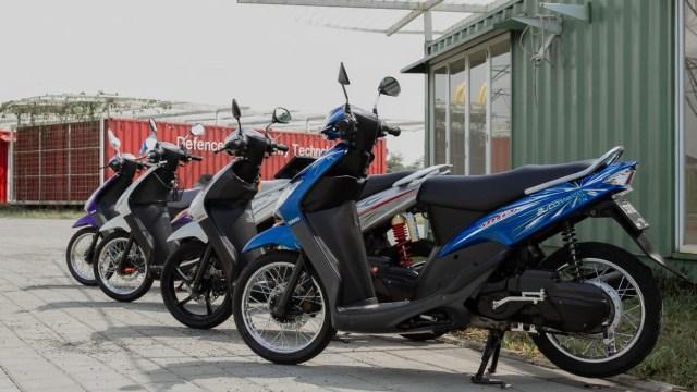 Cocok untuk Motor Harian, Yamaha Mio 'Smile' Bekas Cuma Rp 1 Jutaan (700103)