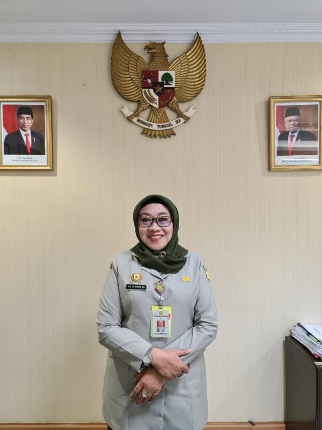 Siti Munifah, Pejabat Kementan dengan Segudang Prestasi Nasional (158301)