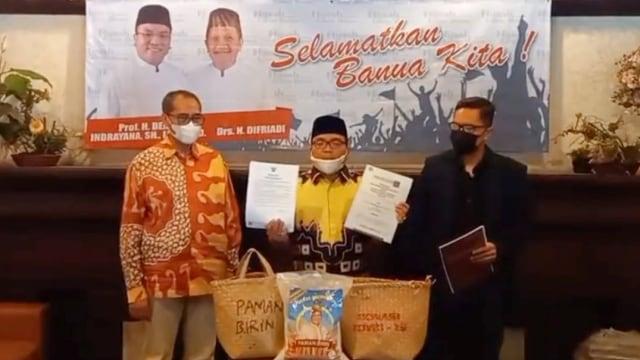 Gugat Pilgub Kalsel ke MK, Denny Indrayana Dapat Dukungan dari Prabowo-Sandi (900259)