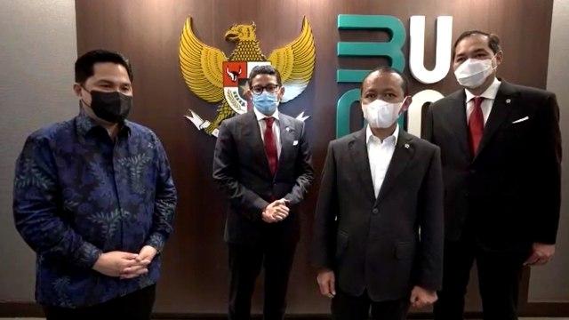 Populer: Menteri Jokowi yang ke Luar Negeri Saat PPKM Darurat; PHK Pegawai Mal (1209226)