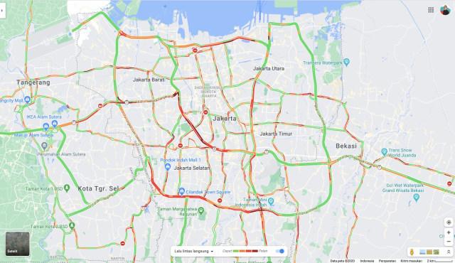 Cara Melacak No HP Lewat Google Maps, Bisa Langsung Ketemu! (10887)