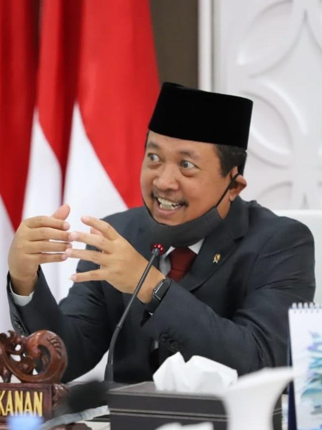 Menteri KP Ingin Nelayan Dapat Uang Pensiun (20164)