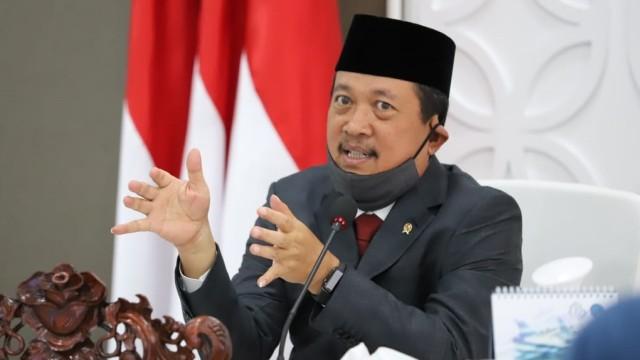 Menteri Trenggono: Saya Masih Meyakini Budidaya Lobster Akan Bagus (20026)