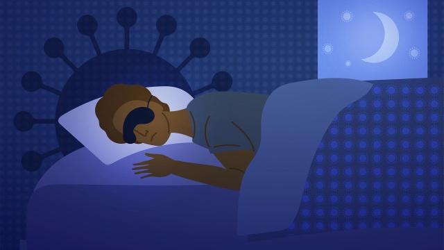 COVID-19 Berdampak pada Relasi Kualitas Tidur terhadap Memori (72165)
