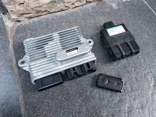 Remote Keyless Sepeda Motor Kena Air, Amankah? (78094)