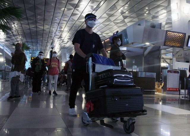 Jelang Larangan Mudik, Bandara Soetta Masih Layani 60 Ribu Penumpang per Hari (44387)