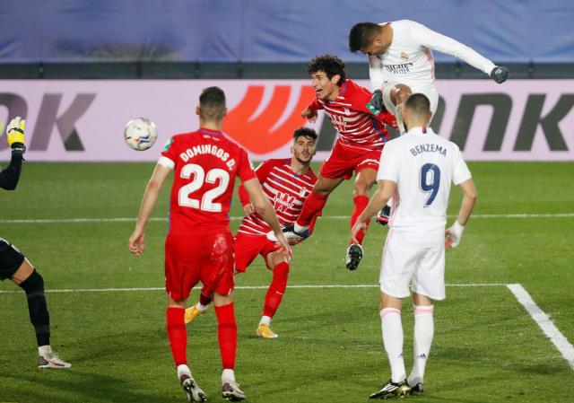 Link Live Streaming Granada vs Real Madrid di Liga Spanyol (217439)