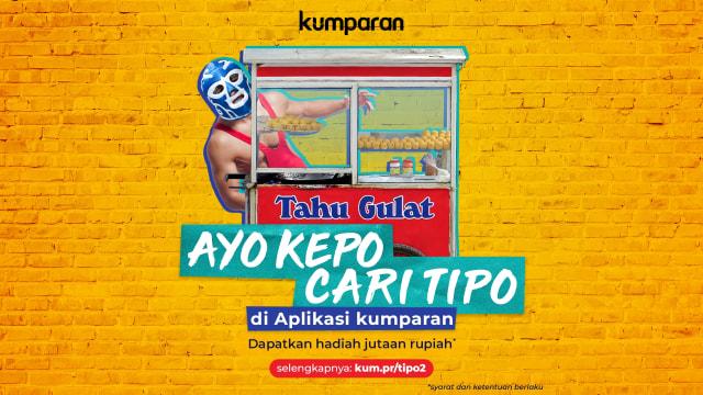 Dapatkan Hadiah Total Jutaan Rupiah dengan Cari Tipo di kumparan! (332190)