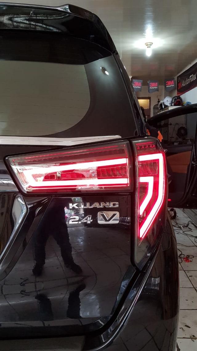 Berita Menarik: Modifikasi Toyota Innova; Solusi Remote Keyless Motor Hilang (224313)