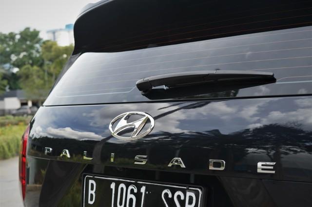 Foto: Mengintip Tampilan SUV Premium Hyundai Palisade (546805)