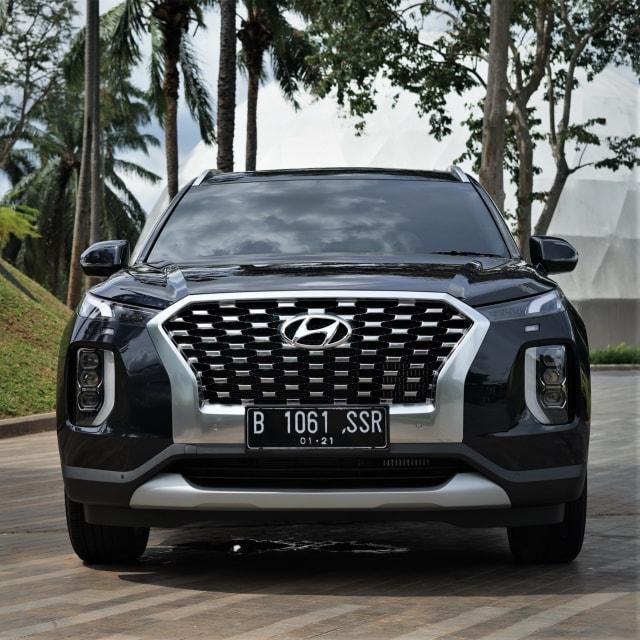 Sebulan Meluncur, Hyundai Palisade Sudah Laku Lebih dari 200 Unit (545613)