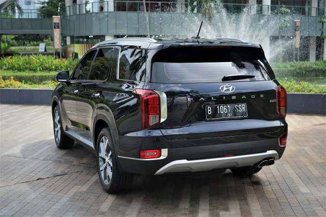 Mau Kredit Hyundai Palisade? Segini Cicilan Termurahnya (33862)