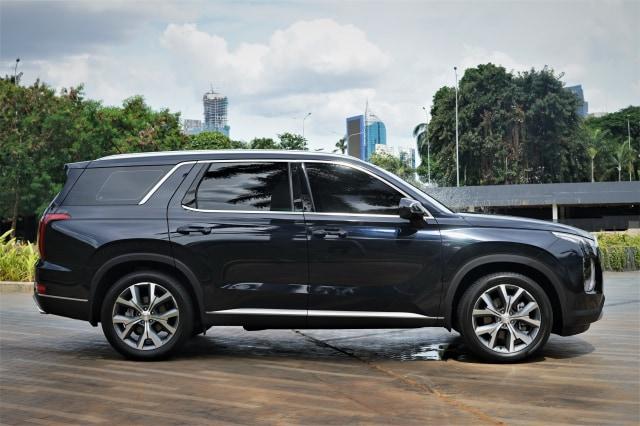 Foto: Mengintip Tampilan SUV Premium Hyundai Palisade (546804)