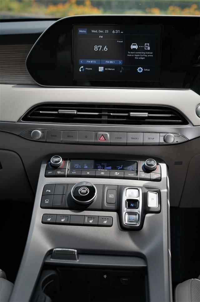 Foto: Mengintip Tampilan SUV Premium Hyundai Palisade (546819)