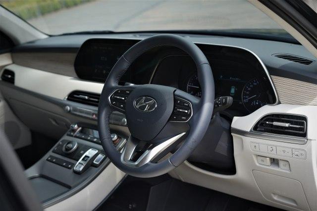 Foto: Mengintip Tampilan SUV Premium Hyundai Palisade (546815)