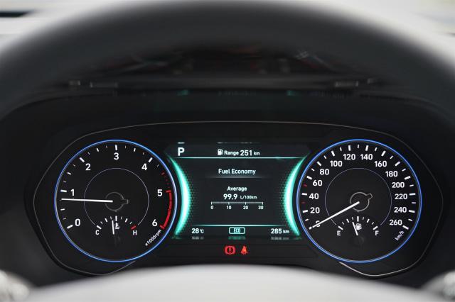 Foto: Mengintip Tampilan SUV Premium Hyundai Palisade (546827)