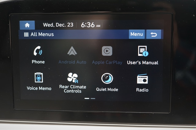 Foto: Mengintip Tampilan SUV Premium Hyundai Palisade (546831)