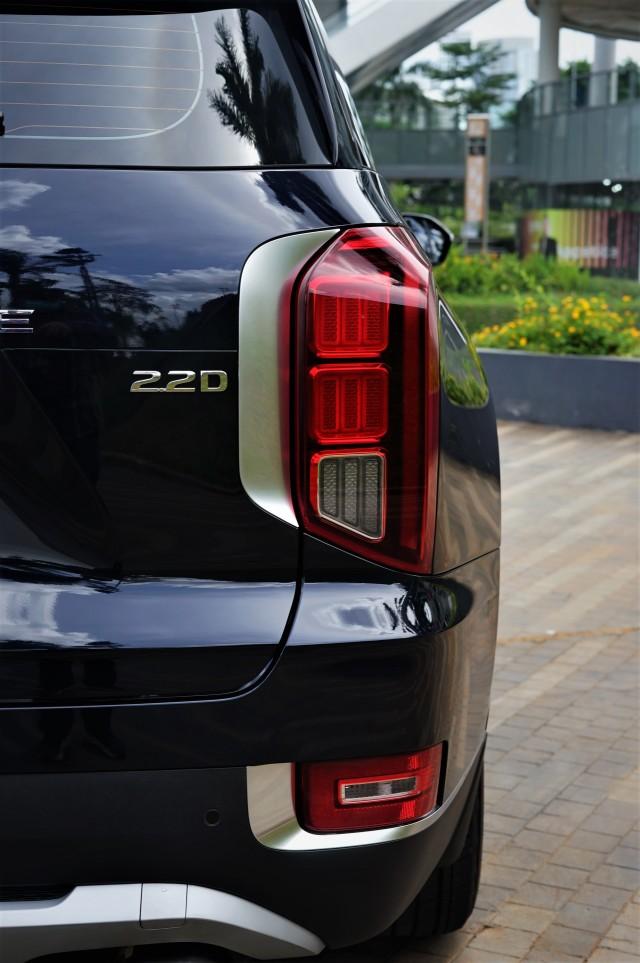 Foto: Mengintip Tampilan SUV Premium Hyundai Palisade (546807)