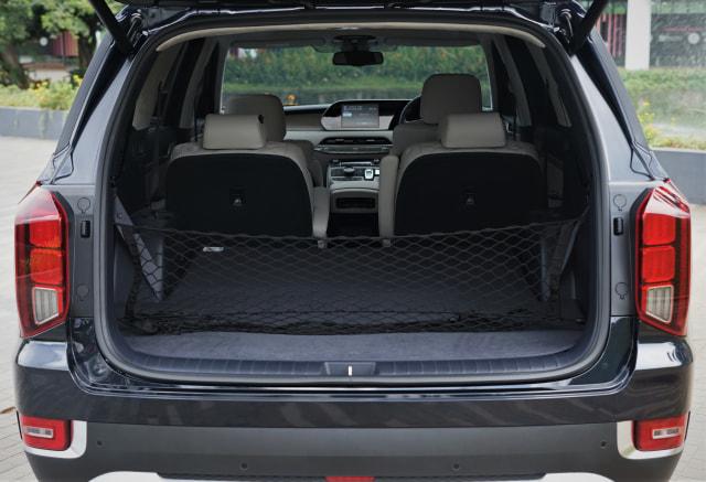 Foto: Mengintip Tampilan SUV Premium Hyundai Palisade (546812)
