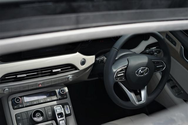 Foto: Mengintip Tampilan SUV Premium Hyundai Palisade (546838)
