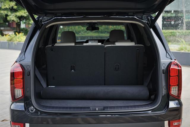 Foto: Mengintip Tampilan SUV Premium Hyundai Palisade (546811)