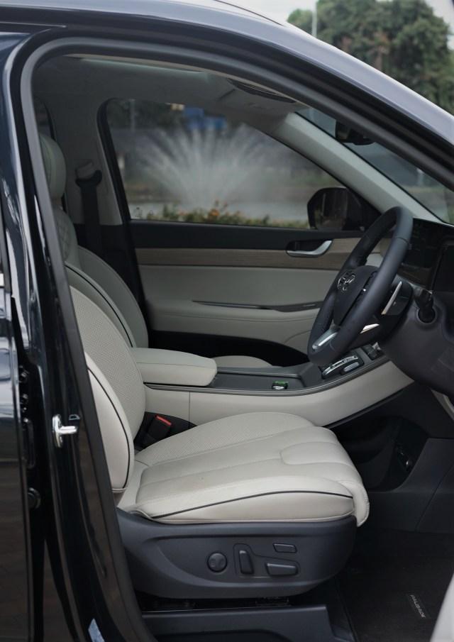 Foto: Mengintip Tampilan SUV Premium Hyundai Palisade (546841)