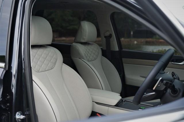 Foto: Mengintip Tampilan SUV Premium Hyundai Palisade (546843)