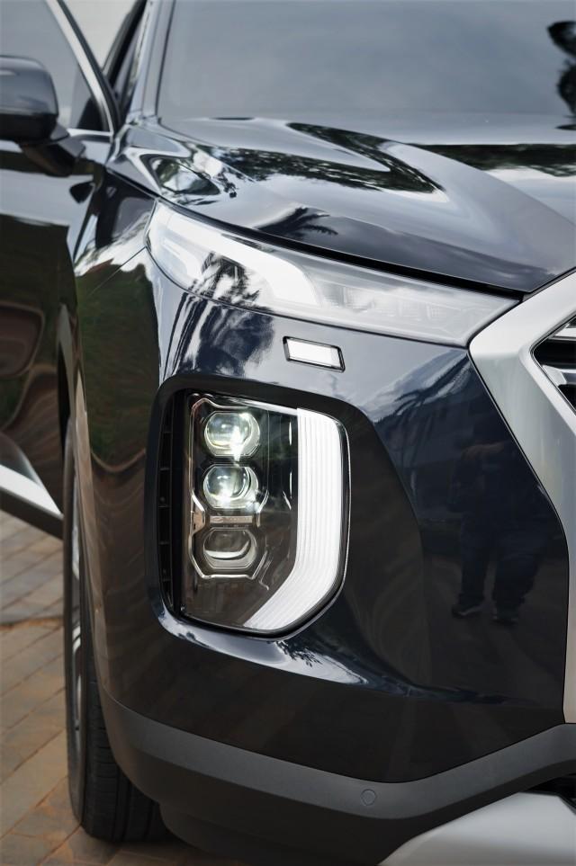 Foto: Mengintip Tampilan SUV Premium Hyundai Palisade (546809)