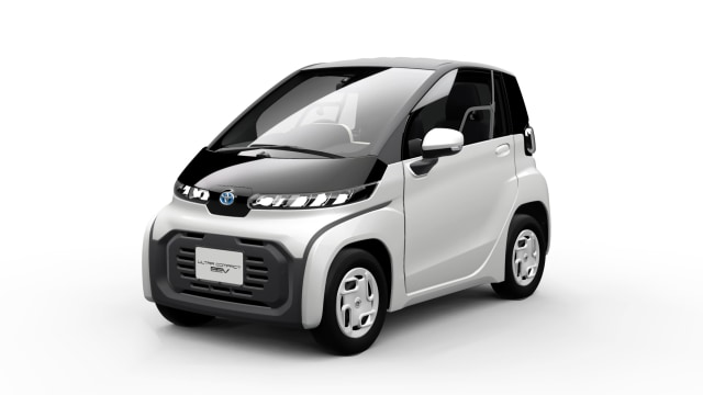 Ini Mobil Listrik Toyota yang Meluncur 2021, Harganya Cuma Rp 200 Jutaan (614283)